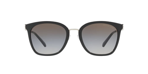 Michael Kors - MK2064 Black Square Women Sunglasses - 53mm