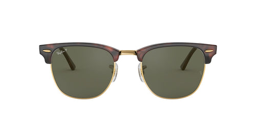 Ray Ban - RB3016 Red Havana Square Men Sunglasses - 51mm