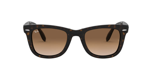 Ray Ban - RB4105 Tortoise Oval Unisex Sunglasses - 50mm