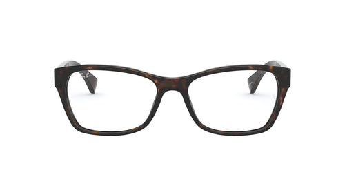 Ray Ban Rx - RX5298 Dark Havana Butterfly Women Eyeglasses - 53mm