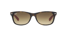 Ray Ban - New Wayfarer Tortoise/Brown Gradient Unisex Sunglasses - 55mm