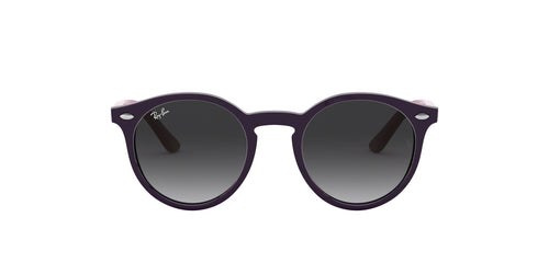 Ray Ban Jr - RJ9064S Violet Phantos Unisex Sunglasses - 44mm