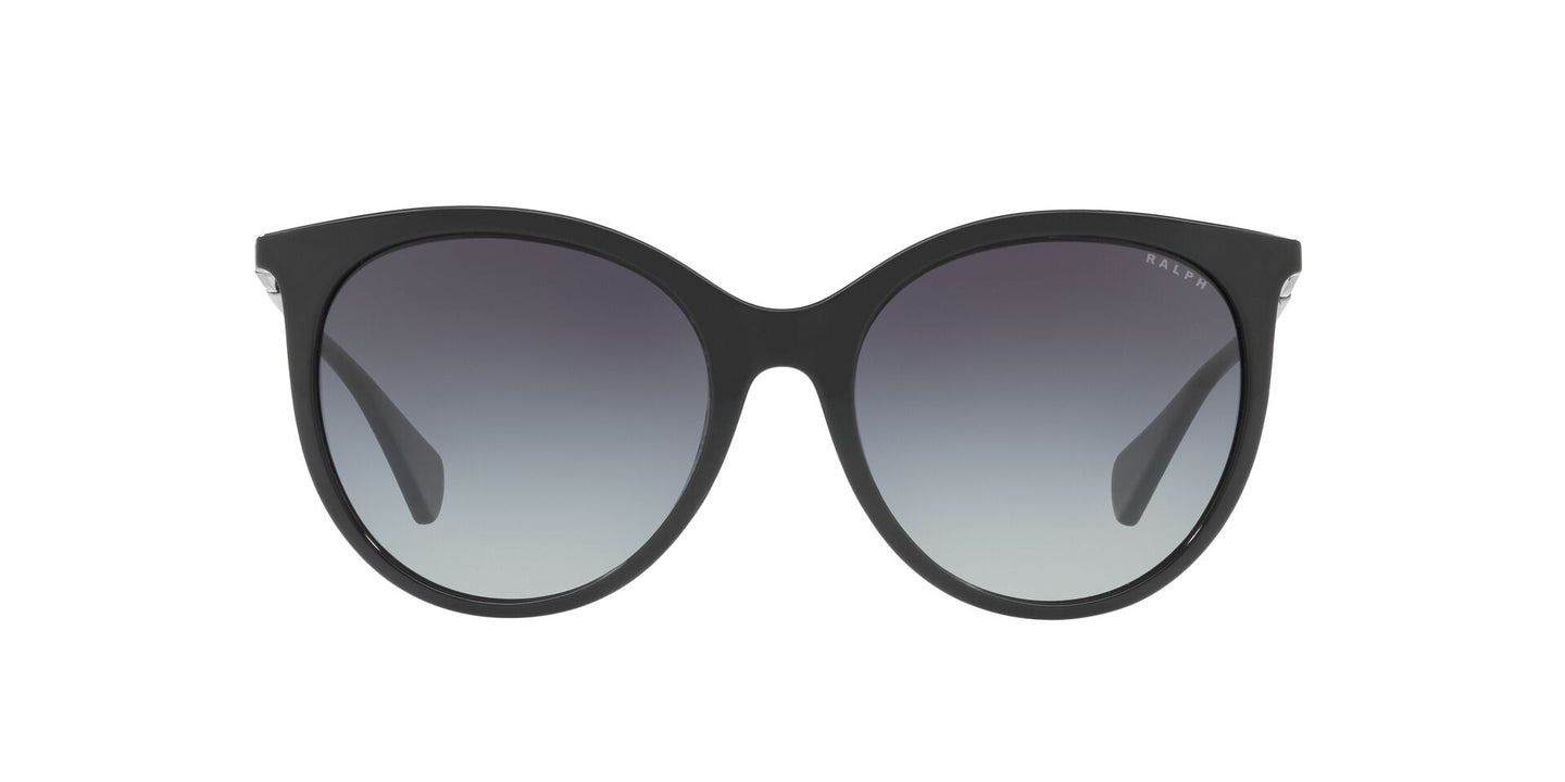 Ralph- Polo - RA5232 Black Cat Eye Women Sunglasses - 56mm
