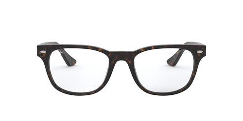 Ray Ban Rx - RX5359 Havana Square Men Eyeglasses - 51mm