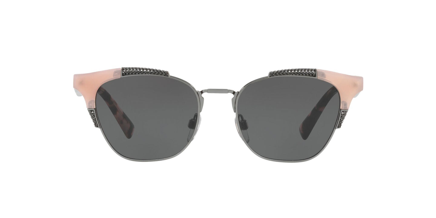 Valentino - VA4027 Opal Pink Butterfly Women Sunglasses - 51mm
