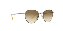 Persol - PO2445S Havana Gold Oval Men Sunglasses - 52mm