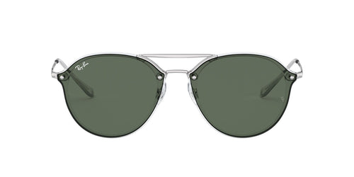 Ray Ban - RB4292N Trasparent Square Unisex Sunglasses - 62mm