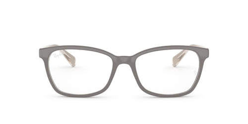 Ray Ban Rx - RX5362 Top Grey/Ice/Transp Beige Butterfly Women Eyeglasses - 54mm