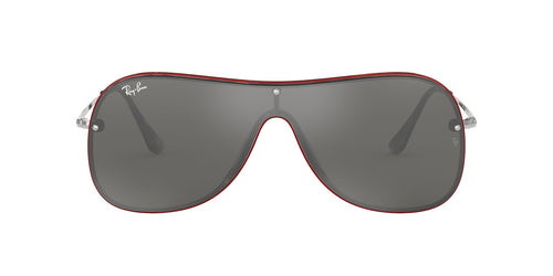 Ray Ban - RB4311-N Red Shield Women Sunglasses - mm