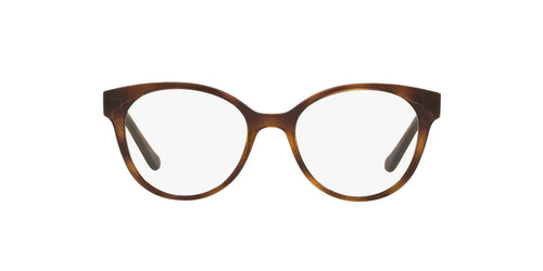 Vogue - VO5244 Dark Havana Round Women Eyeglasses - 49mm