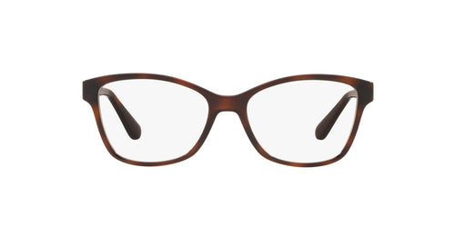Vogue - VO2998 Top Havana/Light Brown Cat Eye Women Eyeglasses - 52mm