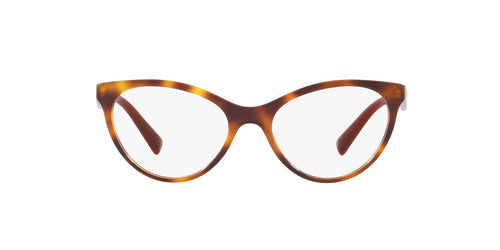 Valentino - VA3013 Havana Cat Eye Women Eyeglasses - 51mm
