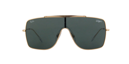 Ray Ban - RB3647N Gold Shield Unisex Sunglasses - 51mm