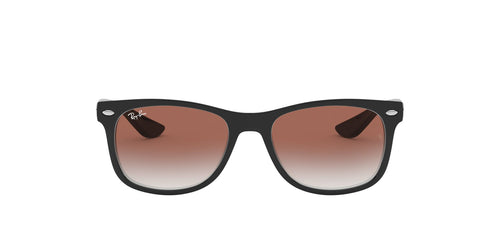 Ray Ban Jr - RJ9052S Black Square Unisex Sunglasses - 47mm