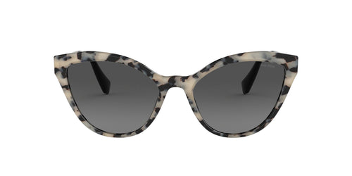 Miu Miu - MU03US Sand Havana/Grey Gradient Cat Eye Women Sunglasses - 55mm