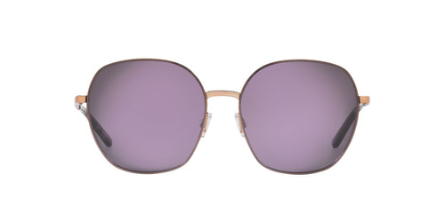 Ralph- Polo - PH3124 Rose Gold Butterfly Women Sunglasses - 57mm