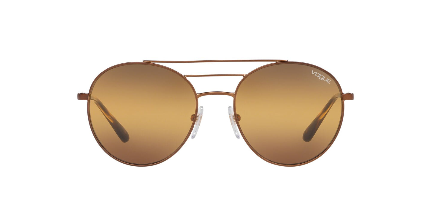 Vogue - VO4117S Copper Phantos Women Sunglasses - 54mm