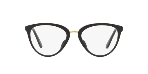 Vogue - VO5259F Black Rectangle Women Eyeglasses - 53mm