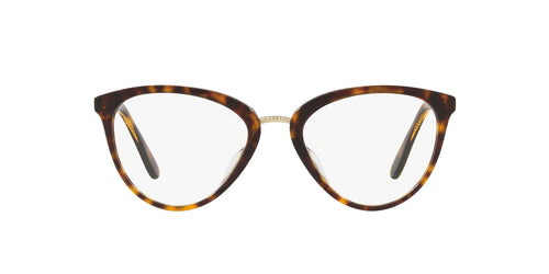 Vogue - VO5259F Dark Havana Rectangle Women Eyeglasses - 53mm
