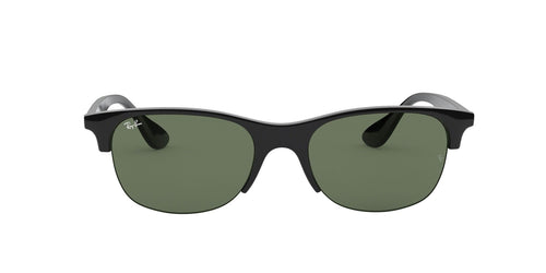 Ray Ban - RB4419 Black Square Unisex Sunglasses - 54mm