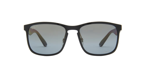 Ray Ban - Chromance Black Square Men Sunglasses - 58mm