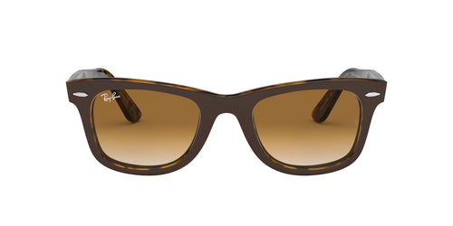 Ray Ban - RB2140 Havana Square Unisex Sunglasses - 50mm