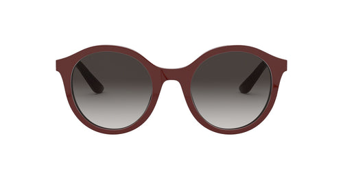 Dolce Gabbana - DG4358 Bordeaux/Grey Gradient Phantos Women Sunglasses - 50mm