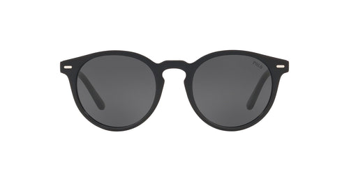 Ralph- Polo - PH4151 Black Phantos Men Sunglasses - 50mm