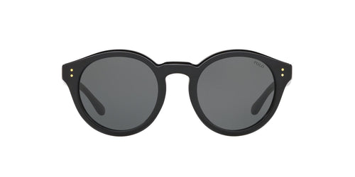 Ralph- Polo - PH4149 Black Phantos Women Sunglasses - 49mm
