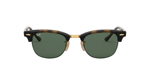 Ray Ban - RB4354 Havana/Green Phantos Unisex Sunglasses - 49mm