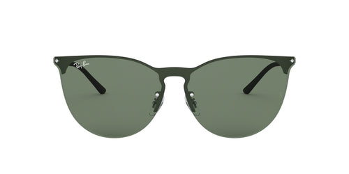 Ray Ban - RB3652 Rubber Silver Phantos Unisex Sunglasses - 41mm
