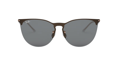 Ray Ban - RB3652 Rubber Copper Phantos Unisex Sunglasses - 41mm