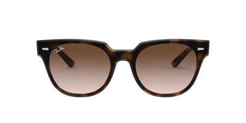 Ray Ban - RB4368N Havana Wayfarer Unisex Sunglasses - 39mm