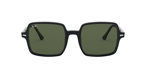 Ray Ban - RB1973 Black Square Women Sunglasses - 53mm