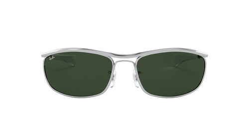 Ray Ban - RB3119M Silver Oval Unisex Sunglasses - 62mm