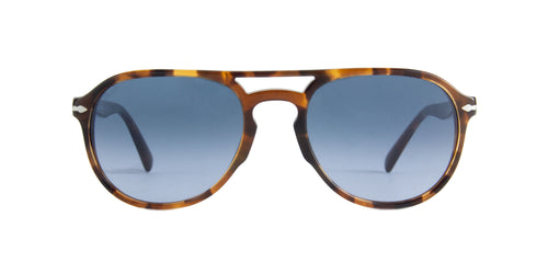 Persol - PO3235S Tortoise Honey Aviator Men Sunglasses - 55mm
