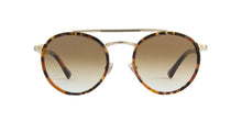 Persol - PO2467S Gold/Havana Oval Men Sunglasses - 50mm