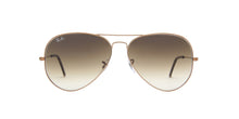 Ray Ban - Aviator Copper Aviator Unisex Sunglasses - 62mm