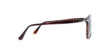 Persol - PO9649S Havana Aviator Men Sunglasses - 55mm