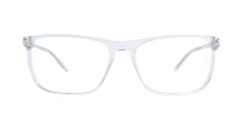 Starck - SH3026 Crystal Rectangular Men Eyeglasses - 59mm