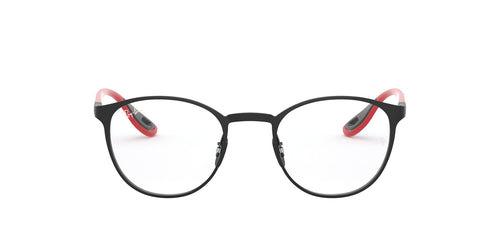 Ray Ban Rx - RX6355M Black Phantos Unisex Eyeglasses - 50mm