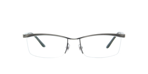 Starck - PL9901 Antique Ruthenio/Demo Lens Rectangular Men Eyeglasses - 56mm