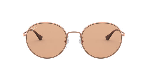 Ray Ban - RB3612 Copper Round Unisex Sunglasses - 56mm
