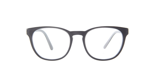 Starck - SH3058 Grey/Demo Lens Oval Men Eyeglasses - 50mm