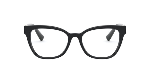 Valentino - VA3049 Black Cat Eye Women Eyeglasses - 53mm