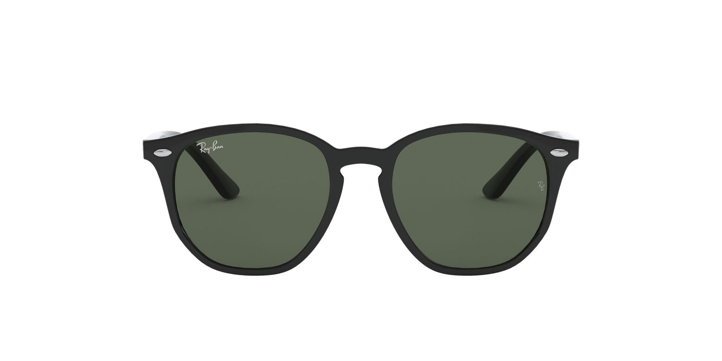 Ray Ban Jr - RJ9070S Black Irregular Unisex Sunglasses - 46mm