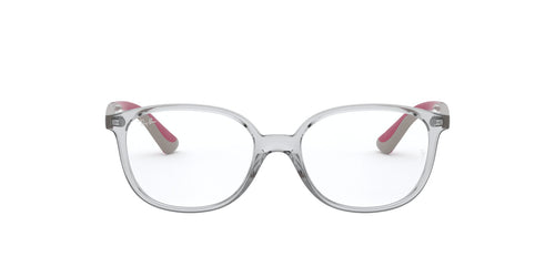 Ray Ban Jr - RY1598 Trasparent/Clear Square Kids Eyeglasses - 47mm