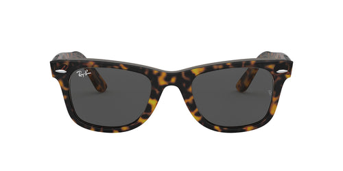 Ray Ban - Original Wayfarer Havana On Trasparent Light Bro/Dark Grey Unisex Sunglasses - 50mm