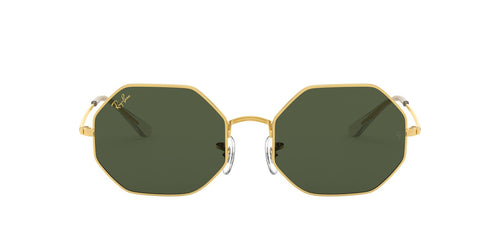 Ray Ban - Octagon 1972 Legend Gold Geometric Unisex Sunglasses - 54mm