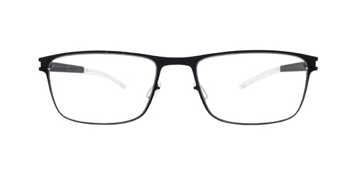 Mykita Garth Blackberry / Clear Lens Eyeglasses